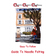 Needle Felting Guide (PDF Format)