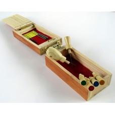 LARGE Needle Felt Gift Box Set – with holder tools and needles