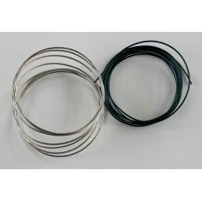 Armature /Bonzai Wire Soft Annealed Aluminium 1.5mm 1 Metre