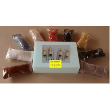 Needle Felt Starter / Refill Kit Pack 7